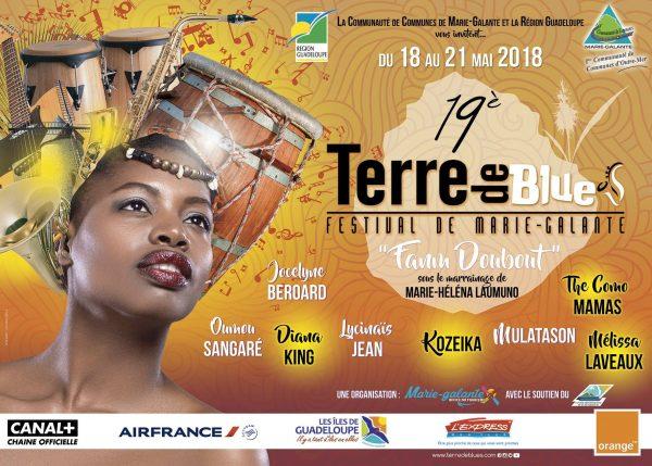 Terre de blues 2018 – Tout le programme Festival Marie-Galante in, les artistes, les biographies