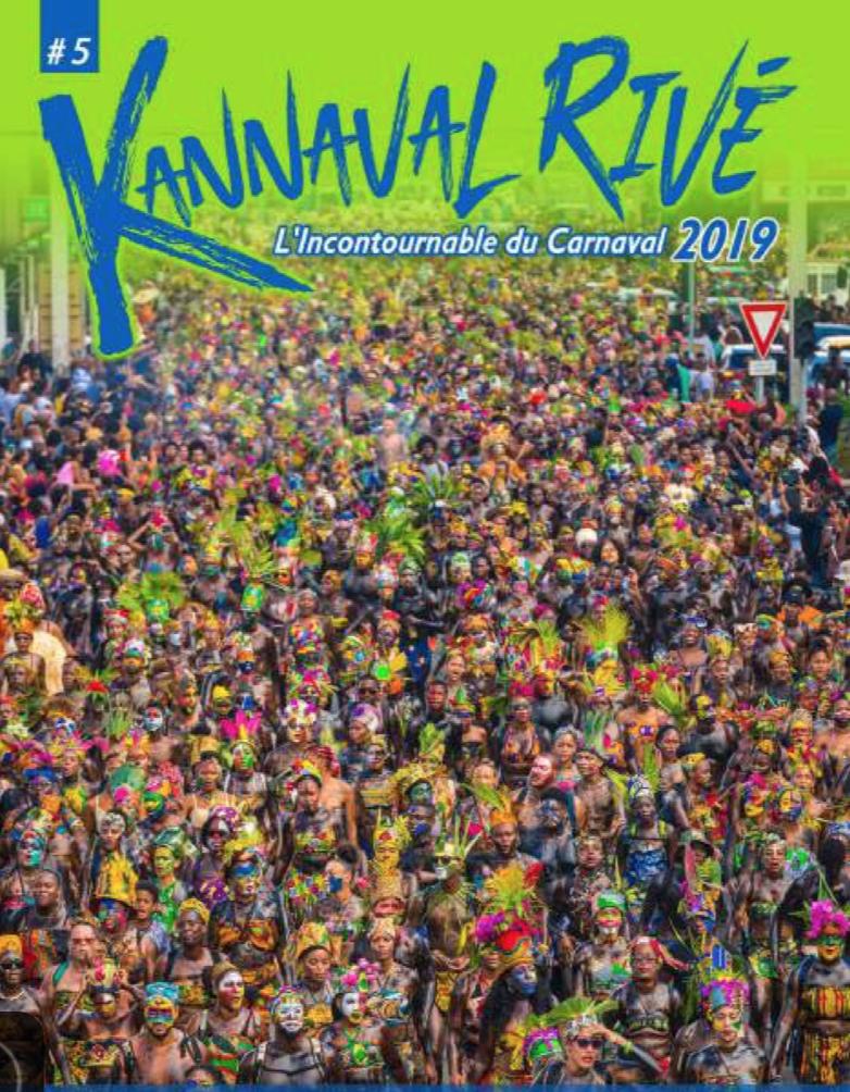 Kannaval 2019 i rivé ! c'est parti