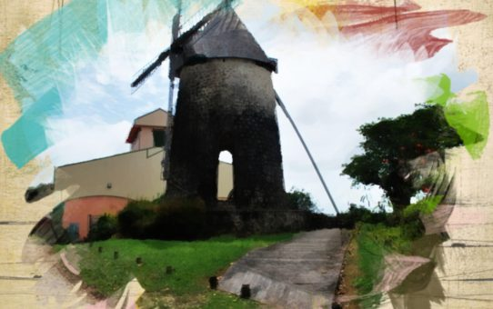 conférence moulin marie galante
