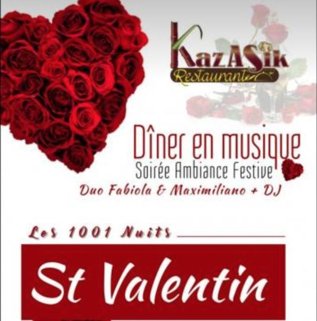 ven 15 – St Valentin Kazasik