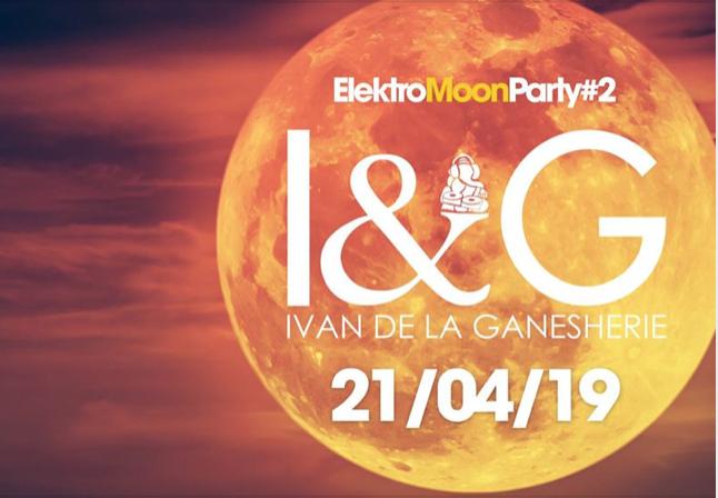 Dimanche 21 Avril – ElectroMoon Party au Père Labat