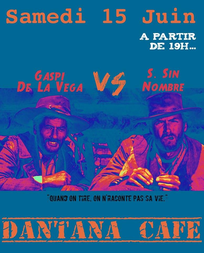 15 juin – DJ Gaspi aux manettes du Dantana