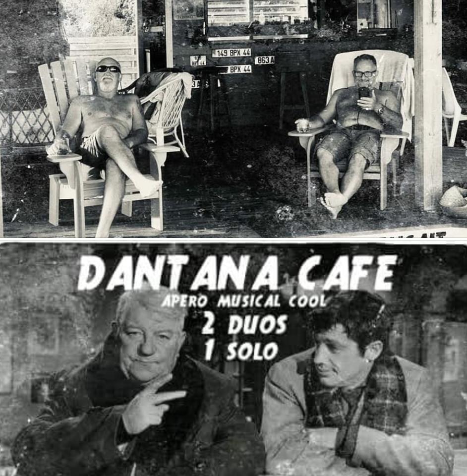 14 décembre concert live au Dantana