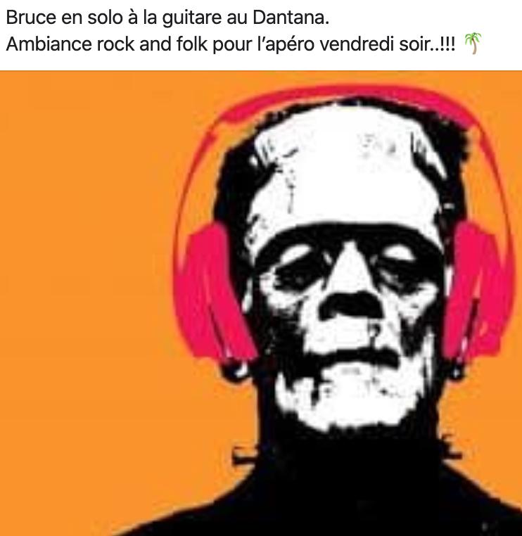 31 Janvier – Apéro rock and blues au Dantana Café