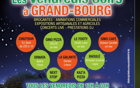 vendredi grand bourg