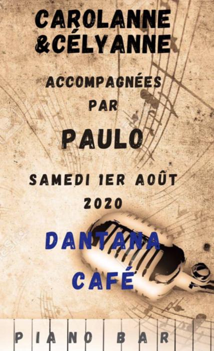 dantana cafe concert